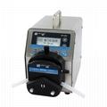 LEADFLUID BT100S Top Variable-Speed Peristaltic Pump 3