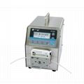 LEADFLUID BT100S Top Variable-Speed Peristaltic Pump 4