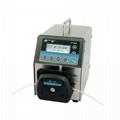 LEADFLUID BT100S Top Variable-Speed Peristaltic Pump 5