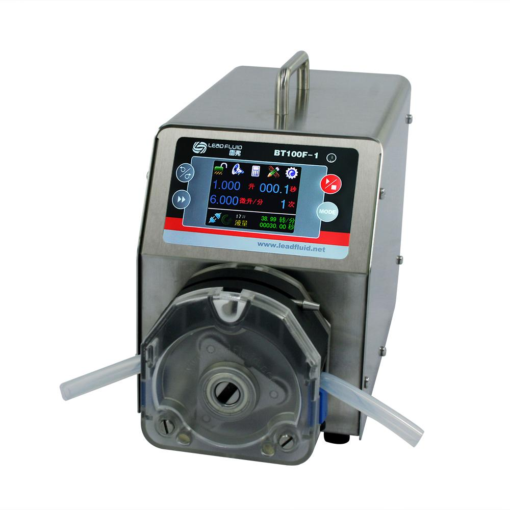 BT100F-1 color LCD touch screen Intelligent Dispensing perist 1