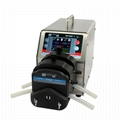 BT100F-1 color LCD touch screen Intelligent Dispensing perist 4