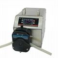 LEADFLUID  Industrial Pumps WG600F Intelligent Industrial Peristaltic Pump 1