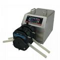 LEADFLUID  Industrial Pumps WG600F Intelligent Industrial Peristaltic Pump 2