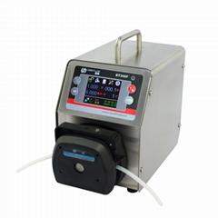 LEADFLUID BT300F 0.006-1690 mL/min color LCD touch screen Intelligent Dispensing