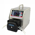 LEADFLUID BT300F 0.006-1690 mL/min color LCD touch screen Intelligent Dispensing 2