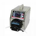 LEADFLUID BT300F 0.006-1690 mL/min color LCD touch screen Intelligent Dispensing 4