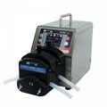 LEADFLUID BT300F 0.006-1690 mL/min color LCD touch screen Intelligent Dispensing 5