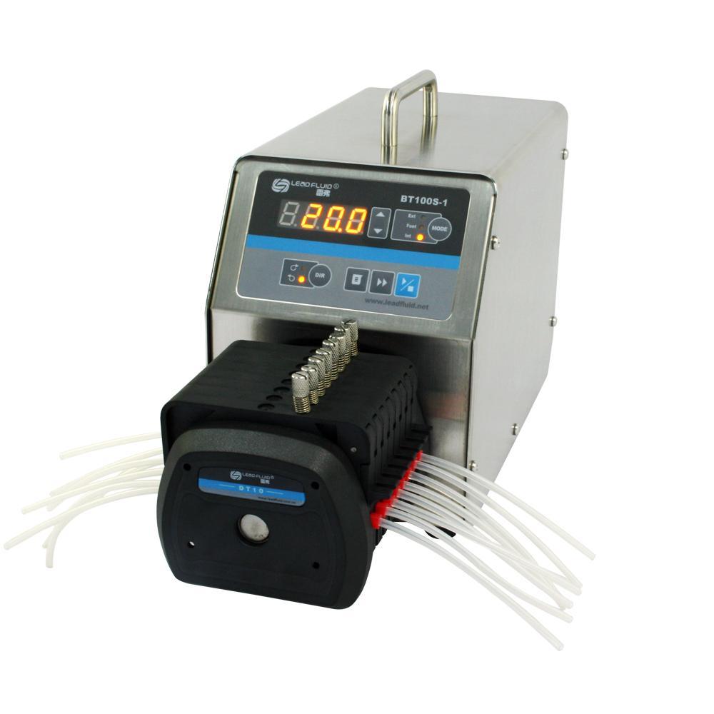 Peristaltic Pump BT100S-1 Basic Variable Speed  2