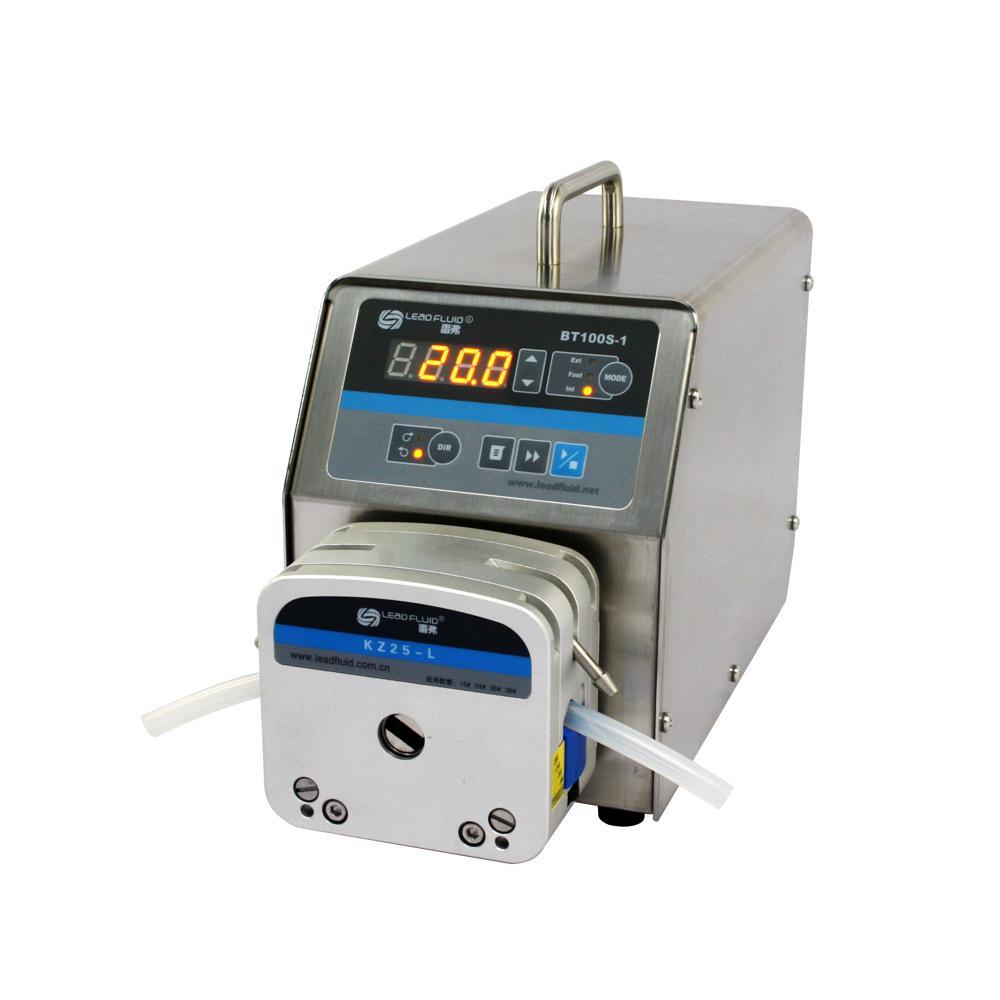 Peristaltic Pump BT100S-1 Basic Variable Speed  3
