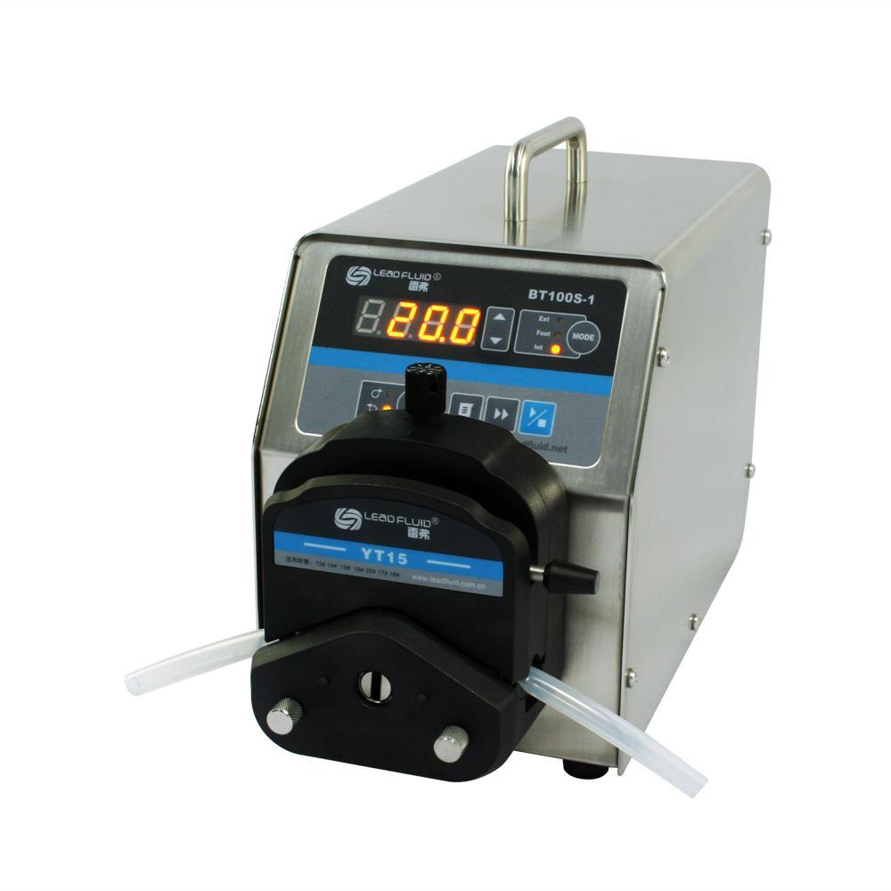 Peristaltic Pump BT100S-1 Basic Variable Speed  4