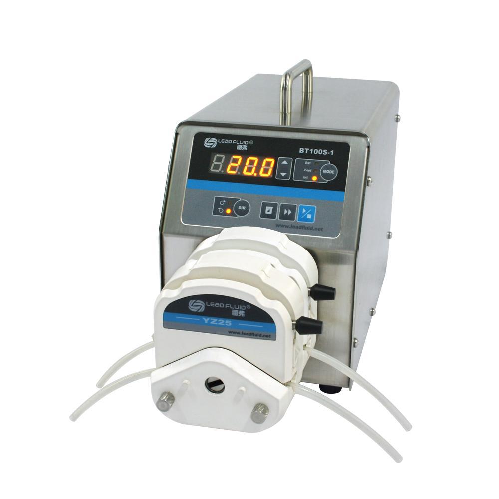 Peristaltic Pump BT100S-1 Basic Variable Speed  5