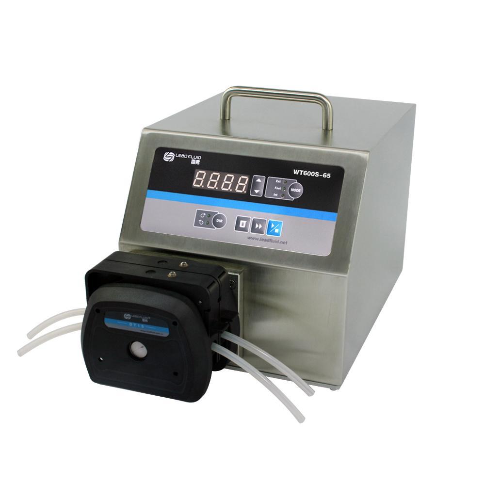 Peristaltic Pump WT600S-65 Basic Variable-Speed Pumps 1