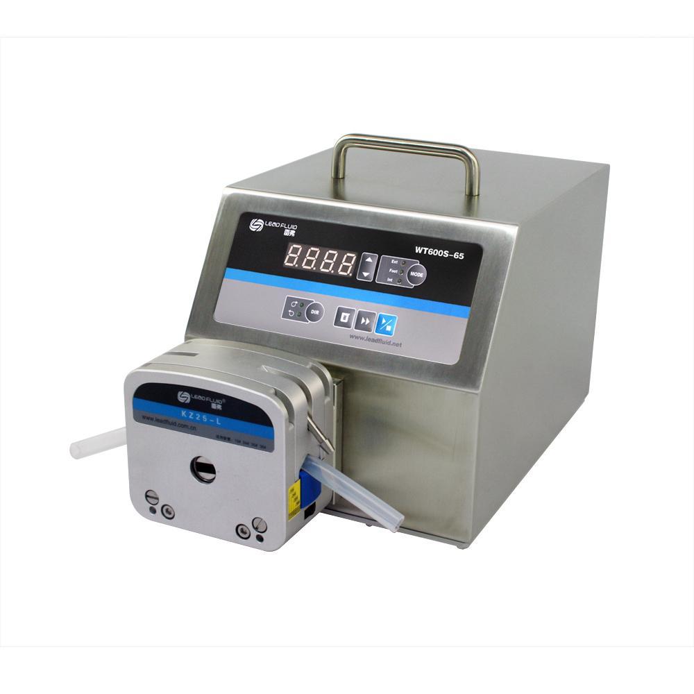 Peristaltic Pump WT600S-65 Basic Variable-Speed Pumps 2