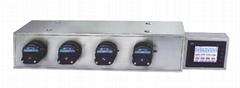 LEADFLUID Filling system DS600-X Multichannel Dispensing System