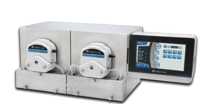 LEADFLUID Filling system DS600-X Multichannel Dispensing System 3