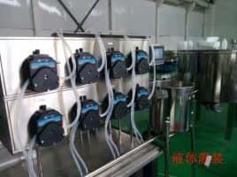 LEADFLUID Filling system DS600-X Multichannel Dispensing System 4