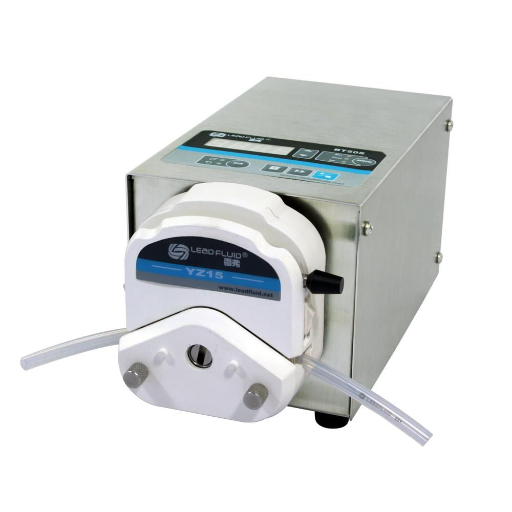 BT102S Microflow Variable-Speed Peristaltic Pump 4
