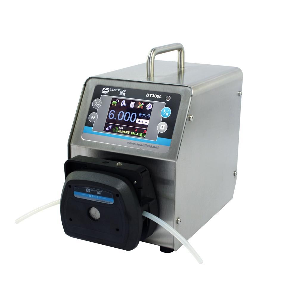 BT300L Intelligent Flow Peristaltic Pum pwith CE Certified Professional  1