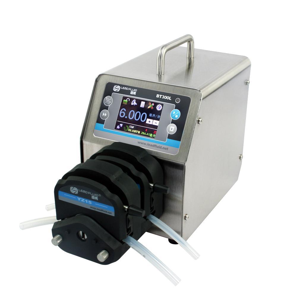 BT300L Intelligent Flow Peristaltic Pum pwith CE Certified Professional  3