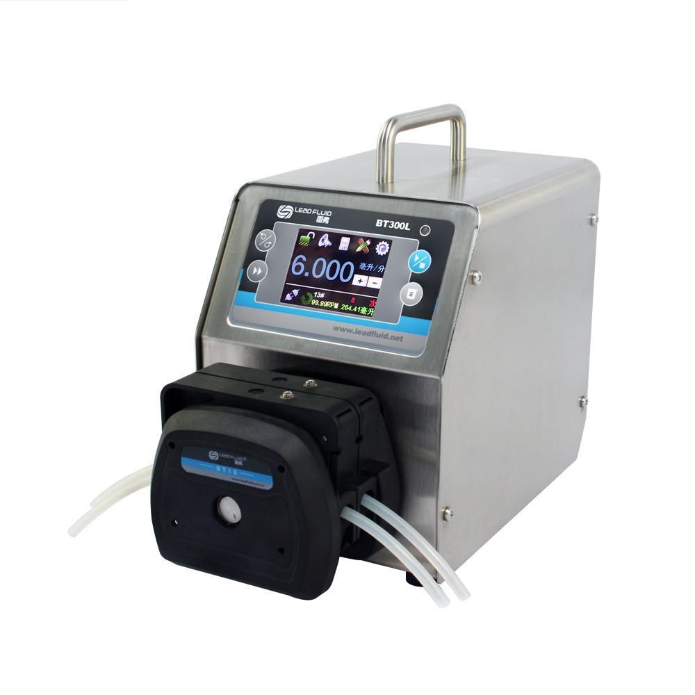BT300L Intelligent Flow Peristaltic Pum pwith CE Certified Professional  4