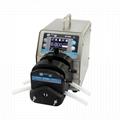BT300L Intelligent Flow Peristaltic Pum pwith CE Certified Professional  5