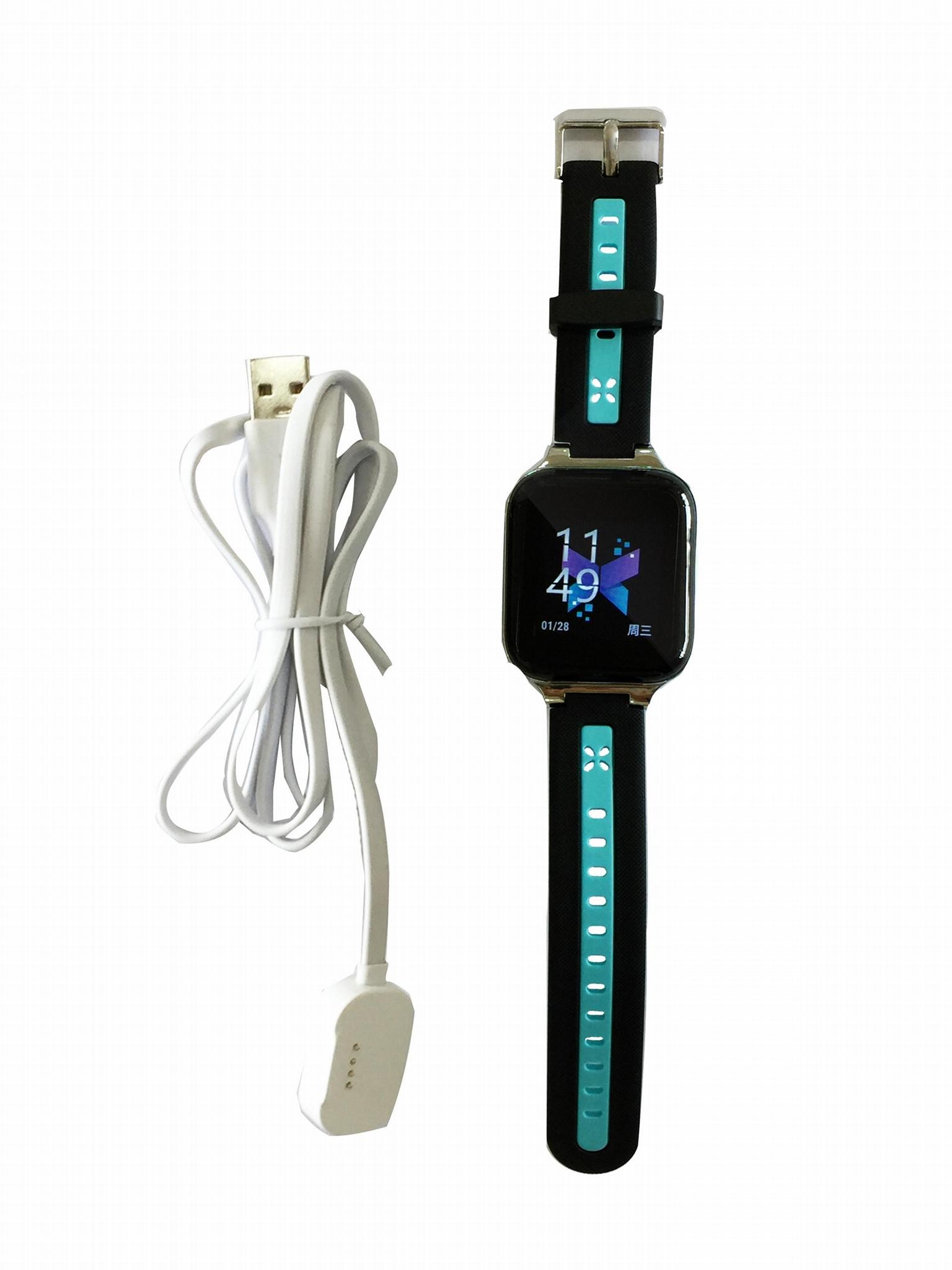 跨境4G全網通多國語言gps312智能手錶儿童電話手錶防水GPS定位器 3