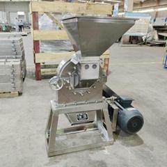 山东不锈钢粉碎机 不锈钢材质食品粉碎机