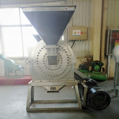 山东不锈钢材质大米粉碎机 600型大米粉碎机