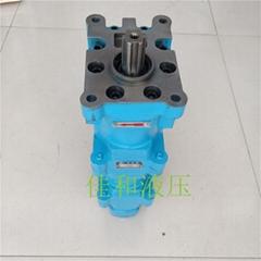 鑽機設備用長江三聯齒輪油泵CBY2032/2032/K1012-2TR