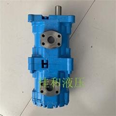 四川長江CBY3040/2006-204L雙聯齒輪泵