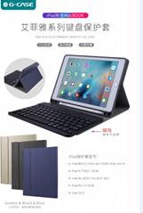 Eva Series Bluetooth Keyboard Ipad Productive Case Ipad Stand Ipad Accessories