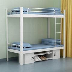 學生宿舍上下鋪鐵架床加厚款經久耐用