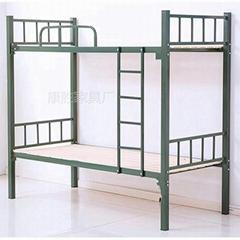 广东学生宿舍上下铺铁架床简约风