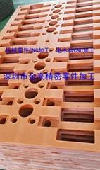 寶安西鄉電木料CNC加工 非標零部件加工