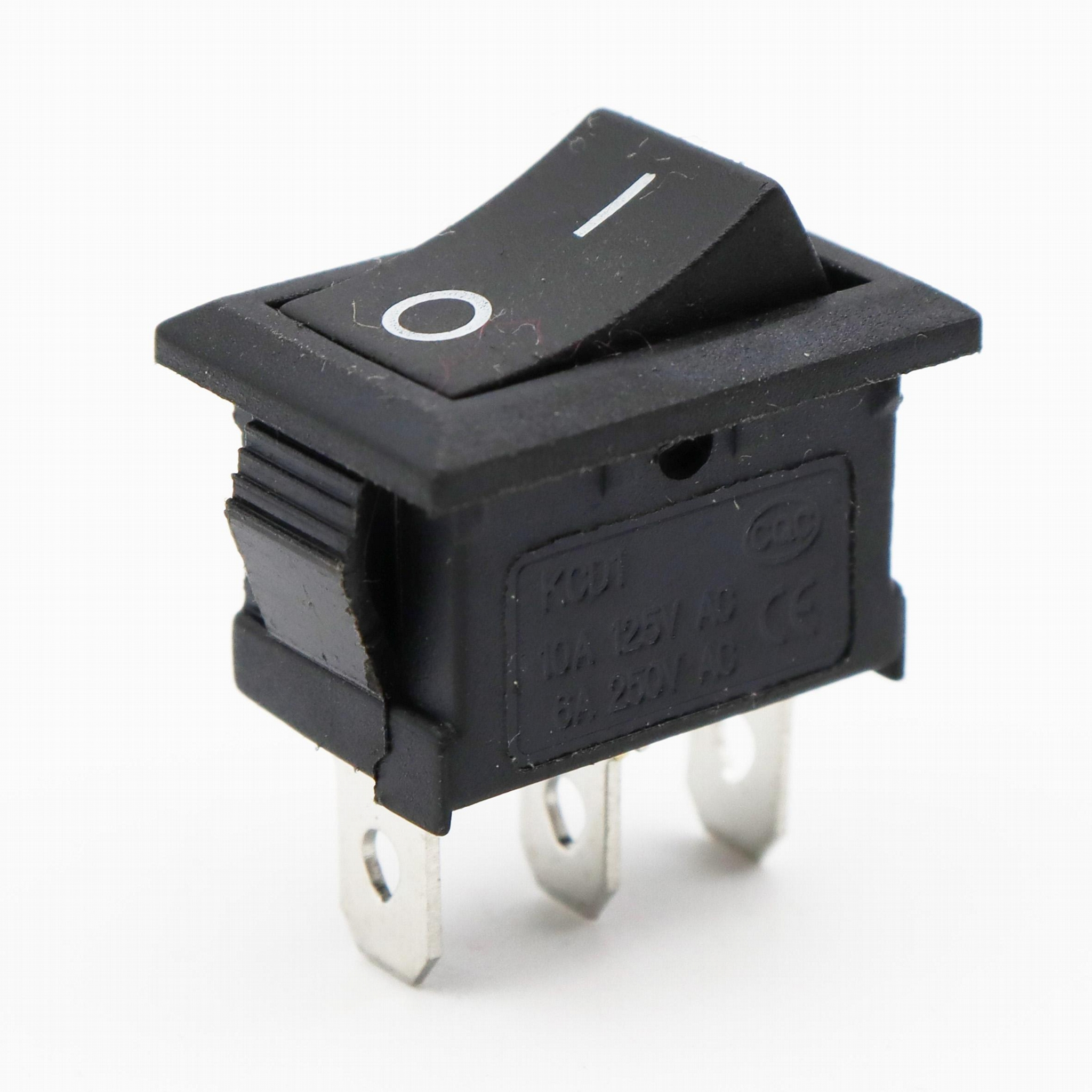 KCD1-101-1 21*15mm 2pins rocker switches 1