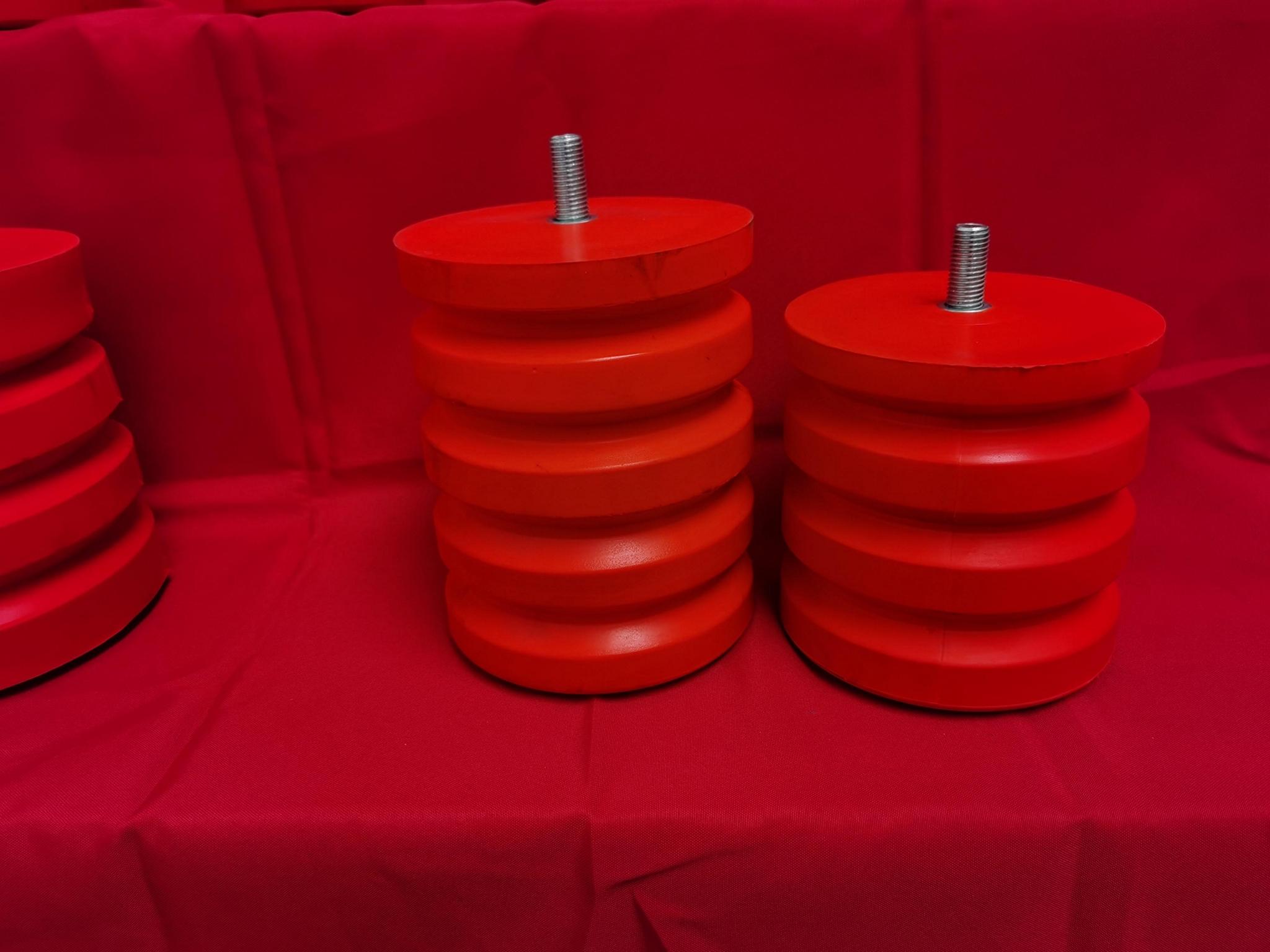单双梁起重机防撞器聚氨酯缓冲器 1