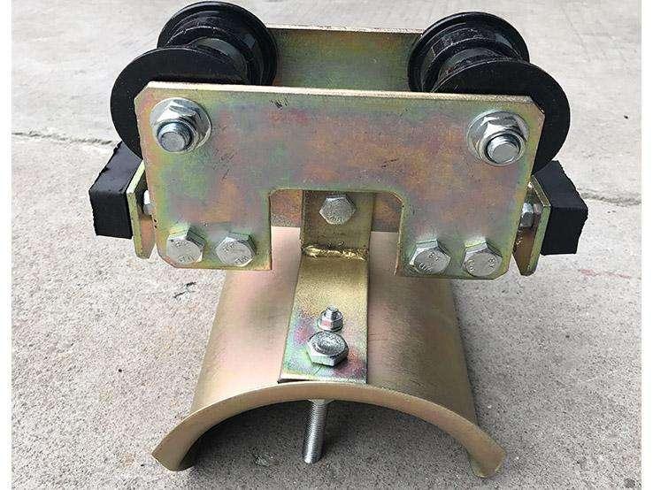 起重机工字钢电缆运行滑车 2