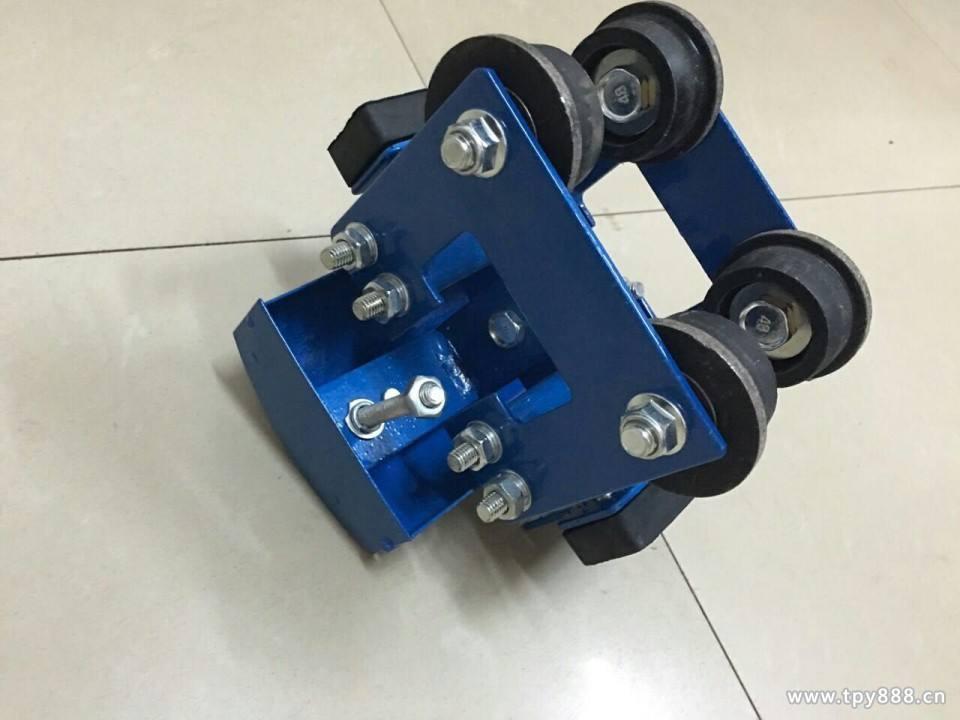 起重机工字钢电缆运行滑车 3