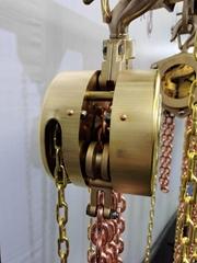 不锈钢环链手拉葫芦