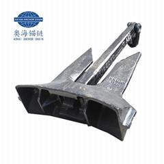 6975kg AC-14大抓力錨現貨錨廠