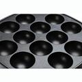 High Quality Household 12 Holes Takoyaki Octopus Balls Mold Maker Frying Pan 3