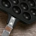 Snack Food Hong Kong  for Egg Puff Cake Waffle Maker Baking Pan 3