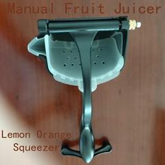 多功能便攜式檸檬壓汁搾汁手動搾汁機