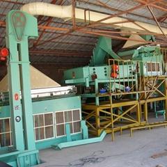 Mung Bean Soybean Grain Cleaning Machine Production Plant
