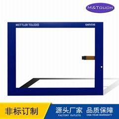 17寸电容触摸屏 工业工控电容屏可订制