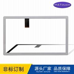 17寸四线电阻式触摸屏 高品质工业级电阻触摸屏尺寸可订制