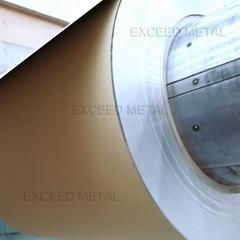 Free sample Kraft paper aluminium coil for Oil pipeline 0.7mmX1000mmXC