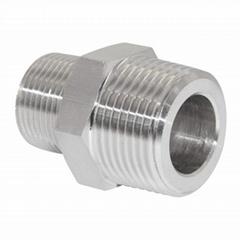 hex nipple hose adaptor
