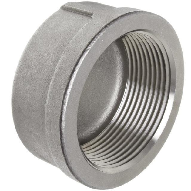 不鏽鋼圓管帽 1