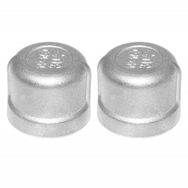 不鏽鋼圓管帽 3